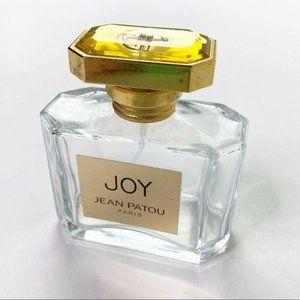 Vintage Joy Jean Patou Paris Fragrance Bottle